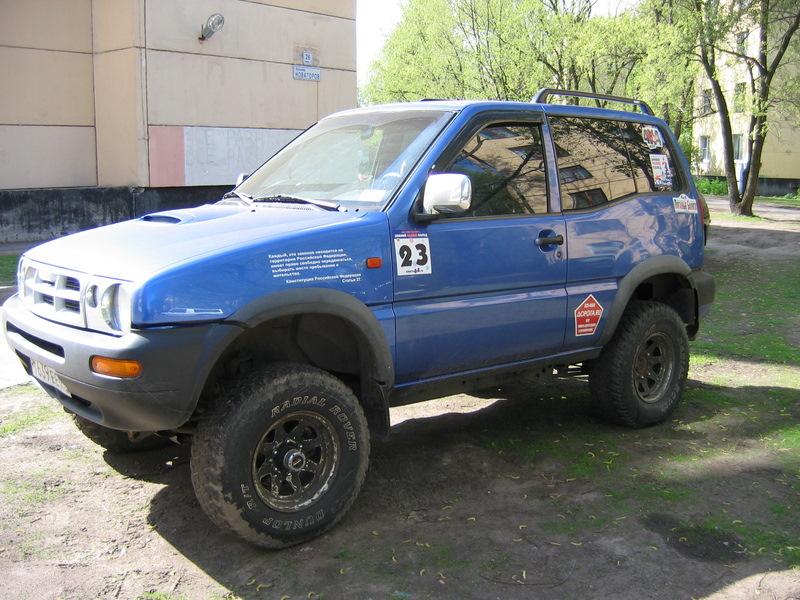 Последние фото, май 2007, когда еще думал, что придется вешать автомобиль на авто.ру